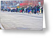 026 Shamrock Run Series Greeting Card