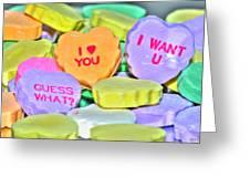 04 Valentines Series Greeting Card