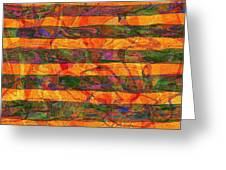 0427 Abstract Thought Greeting Card