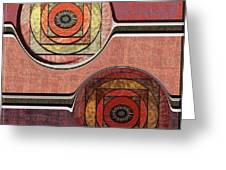0523 Abstract Thought Greeting Card