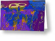 0527 Abstract Thought Greeting Card