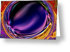 0538 Abstract Thought Greeting Card