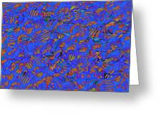0539 Abstract Thought Greeting Card