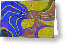 0565 Abstract Thought Greeting Card