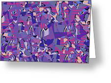 0667 Abstract Thought Greeting Card