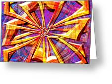 0692 Abstract Thought Greeting Card
