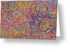 0705 Abstract Thought Greeting Card