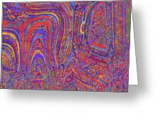 0708 Abstract Thought Greeting Card