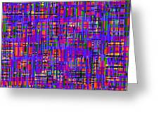 0714 Abstract Thought Greeting Card