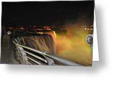08 Niagara Falls Usa Series Greeting Card