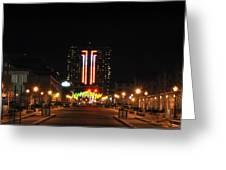 01 Seneca Niagara Casino Greeting Card