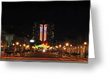 03 Seneca Niagara Casino Greeting Card