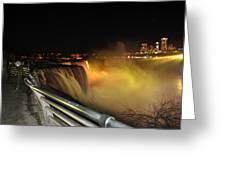 06 Niagara Falls Usa Series Greeting Card