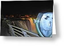09 Niagara Falls Usa Series Greeting Card