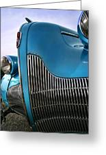1939 Buick Eight Greeting Card