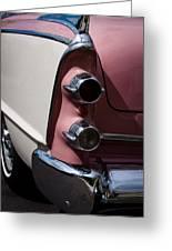 1955 Dodge Royal Lancer Sedan Greeting Card