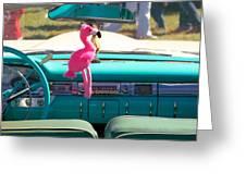 1959 Edsel Ford Greeting Card