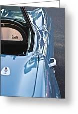 1967 Chevrolet Corvette  Greeting Card