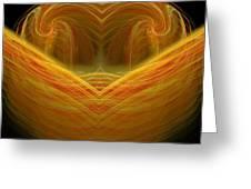 Abstract 101 Greeting Card