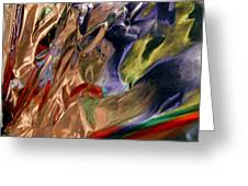 Abstract 3222 Greeting Card
