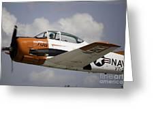 Air Show 6 Greeting Card