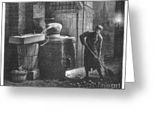 Alcohol: Distillation Greeting Card