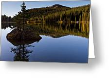 Alta Lakes Greeting Card