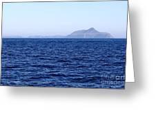 Anacapa Island Greeting Card