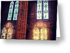 #anglican #cathedral #cathedrals Greeting Card