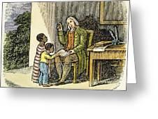 Anthony Benezet (1713-1784) Greeting Card