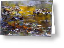 Autumn Voyage Greeting Card