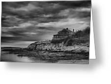 Bailey's Island 14342 Greeting Card