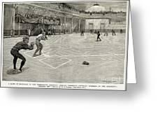 Baseball: Brooklyn, 1890 Greeting Card