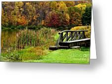 Big Ditch Lake Greeting Card