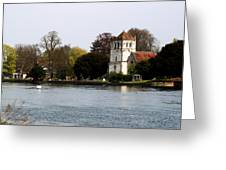 Bisham Abbey Greeting Card