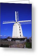 Blennerville Windmill, Tralee, Co Greeting Card