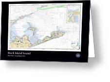 Block Island Sound Greeting Card
