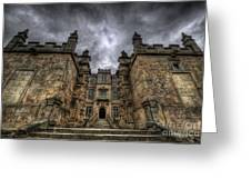 Bolsover Castle Greeting Card