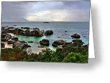 Boulders Beach 2 Greeting Card