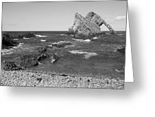Bowfiddle Rock Greeting Card