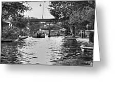Bricktown Canal Greeting Card