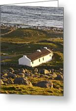 Bunbeg, County Donegal, Ireland Sunset Greeting Card