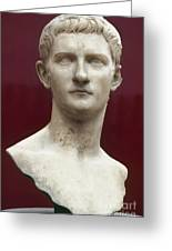 Caligula (12-41 A.d.) Greeting Card