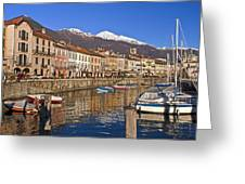 Cannobio - Italy Greeting Card