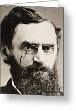 Carl Schurz (1829-1906) Greeting Card