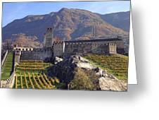 Castelgrande - Bellinzona Greeting Card
