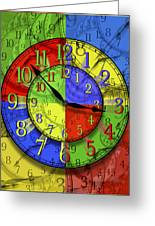 Changing Times Greeting Card