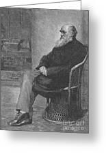 Charles Robert Darwin, English Greeting Card