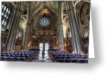 Church Of England Greeting Card