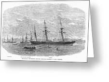 Civil War: C.s.s. Florida Greeting Card